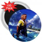 Warrior Tidus ffx/ff10--100-3 inch magnets