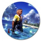 Warrior Tidus ffx/ff10--3 inch round magnet