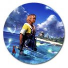 Warrior Tidus ffx/ff10--4 Golf Ball Markers