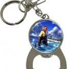 Warrior Tidus ffx/ff10--Bottle Opener Key Chain