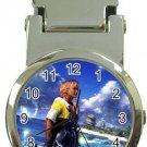 Warrior Tidus ffx/ff10--Money Clip Watch