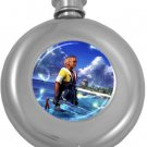 Warrior Tidus ffx/ff10--5 oz Hip Flask