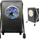 Warrior Tidus --ffx/ff10--black Pen Holder Desk Clock