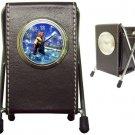 Warrior Tidus --ffx/ff10--brown Pen Holder Desk Clock