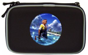 Warrior Tidus--ffx/ff10-- black NDS Lite Case