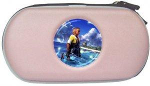 Warrior Tidus--ffx/ff10--pink PSP Case