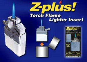 Z-Plus Torch Flame Lighter Insert