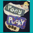 Pony Pucky Sweatshirt child XL fits sm adult 682