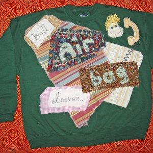 """""""Air Bag"""" Sweatshirt L 627"""