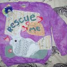 Primitive Sweathshirt with Resce Rabbit large 868