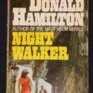 Donald Hamilton ~ NIGHT WALKER Vintage Pb Fawcett T2680