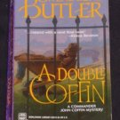Gwendoline Butler ~ A DOUBLE COFFIN ~ 1999 Mystery Pb