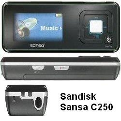 Sandisk Sansa C250 MP3