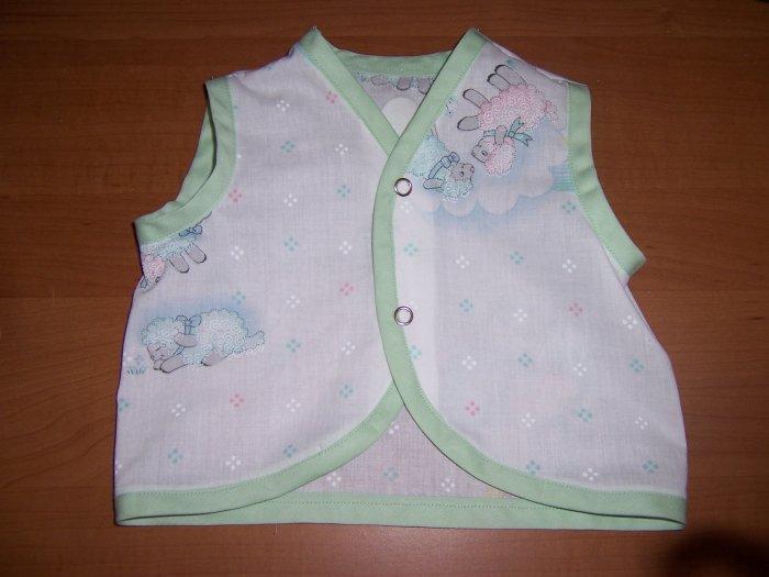 Baby Tankies Lamb Print