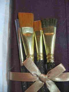 Donna Dewberry One Stroke Professional Brush Set Plaid