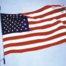 Residential US flag