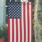"American flag 12"" x 18"" printed Toland Garden flag THE Flag Company"