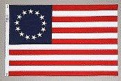 Betsy Ross 3 x 5' Nylon American flag THE Flag Company