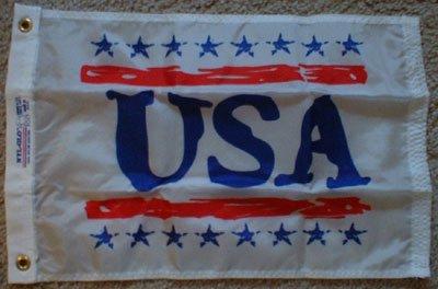 USA July 4th Nautical flag