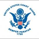 US Coast Guard flag 2 x 3'