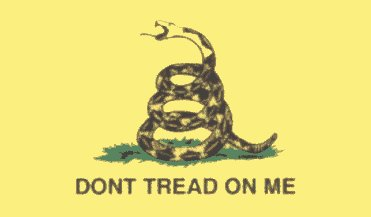 Gadsden Dont Tread on Me Historic American flag 3 x 5' THE Flag Company