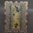 Victorian Greeting Card c. 1898