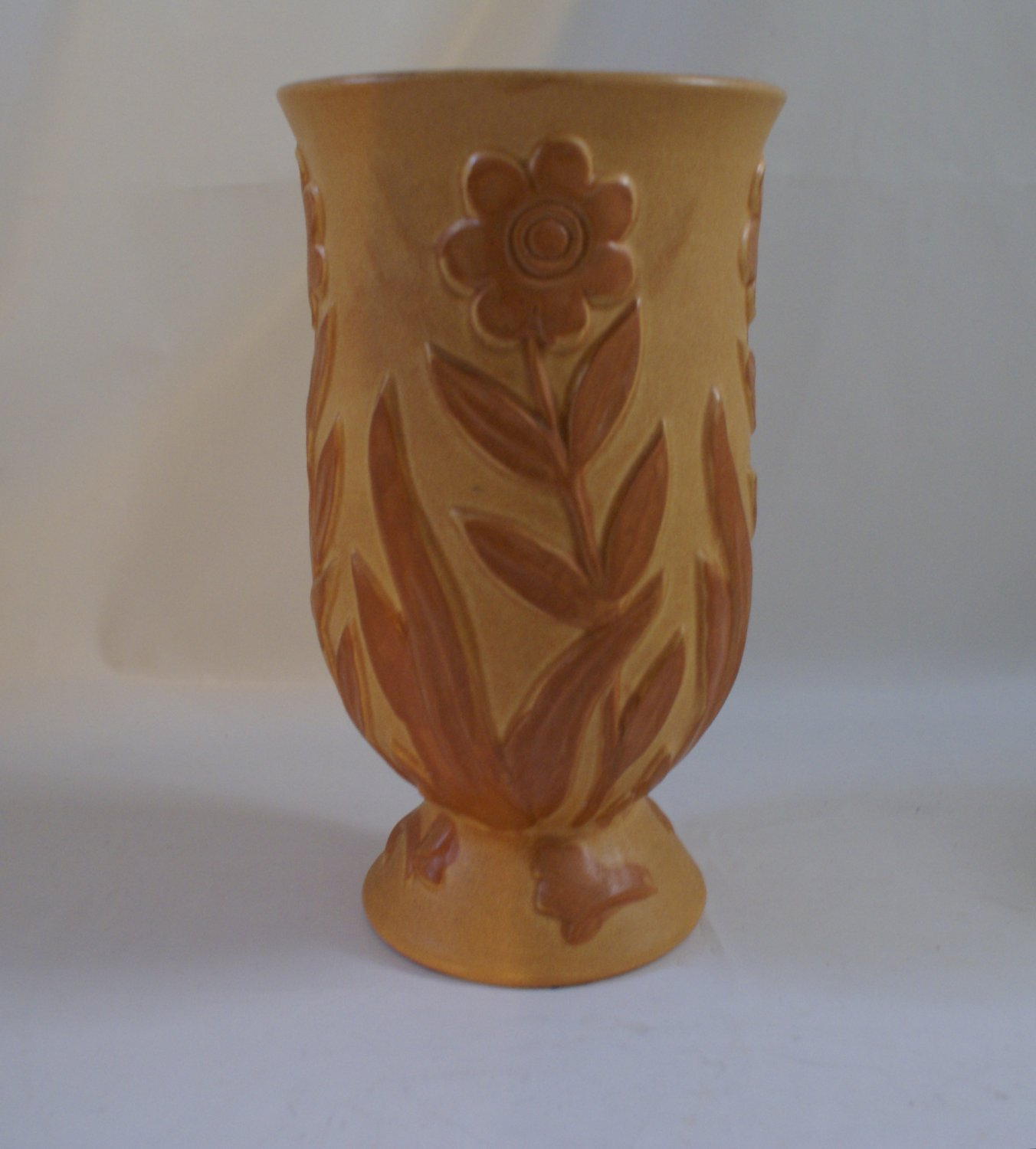Antique Weller Manhattan Vase c1934