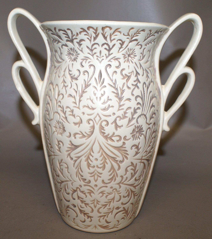 Antique Red Wing Vase c1920