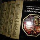 SET PRACTICAL ENCYCLOPEDIA OF GOOD DECORATING AND HOME IMPROVEMENT DANISH MODERN