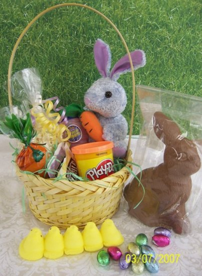 Peter Cottontails Delivery