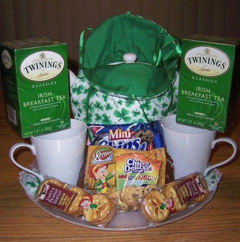 St. Pattys Day Tea Cozy