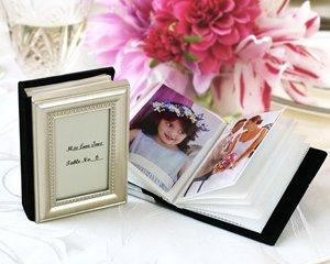 Little Book of Memories - Placecard Holder and Mini Photo Album