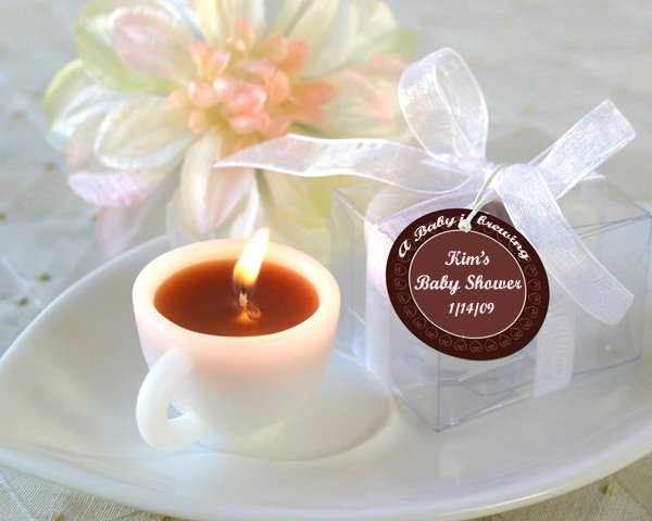 The Perfect Blend Coffee Cup Mini-Candle
