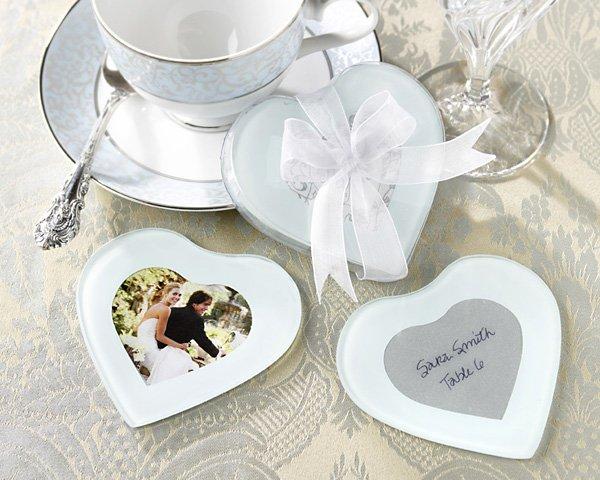 Capture My Heart Photo Coaster