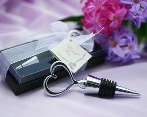 Chrome Heart Bottle Stopper in Gift Box