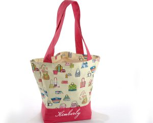 """Purse-n-ality"" Tote Bag"