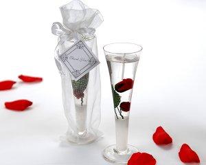 Rose Garden Gel Candle