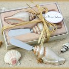 """Spread the Love"" Sea Shell Spreader Set in Gift Box"