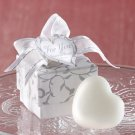 """For You"" Scented Heart Soap in Silver Gift Box"