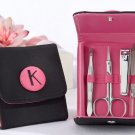 """The Cosmopolitan""  Monogrammed  5 Piece Manicure Set"