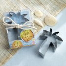 Palm Tree Cookie Cutter in Beach-themed Gift Box