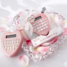 """Love...Let Me Count the Ways"" Heart-Shaped Calculator"