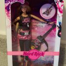 NRFB Hard Rock Cafe  Barbie Doll 2007 Pink Label Doll MNRFB