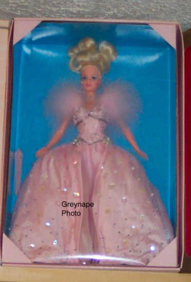 1996 Pink Ice Barbie Limited 1st Edition NRFB Exclusive   MNRFB