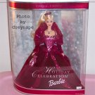 Holiday Celebration Barbie 2002 Red Dress NRFB Sp. EDition