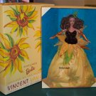 Sunflower Barbie Doll Artist Series NRFB