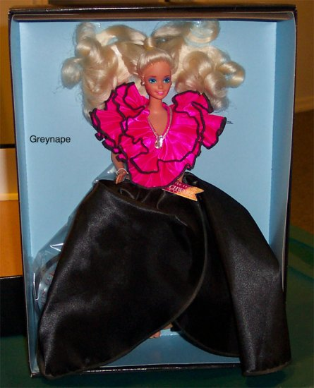 Night Sensation Barbie - FAO Schwarz Exclusive NRFB