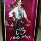 Hello Kitty Barbie Doll NRFB 2007