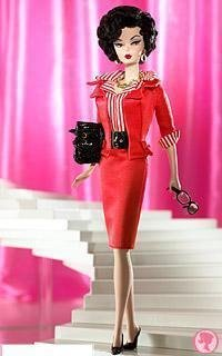 Silkstone Barbie Gal on the Go 2009 Exclusive CLUB DOLL NRFB make offer