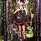 Hard Rock Cafe Barbie Barbie GOTH PUNK Gold Label 2008